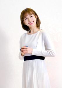 「お正月公演のアナウンスが大好き」と笑顔の雪組トップ娘役・真彩希帆