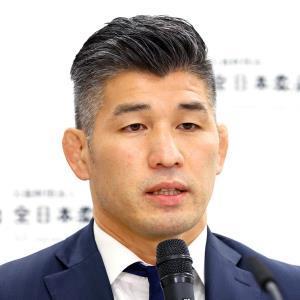 柔道男子日本代表の井上康生監督