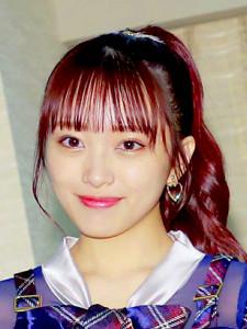 AKB48・向井地美音