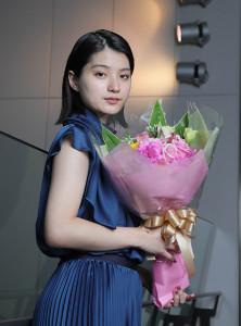 報知映画賞・助演女優賞の蒔田彩珠