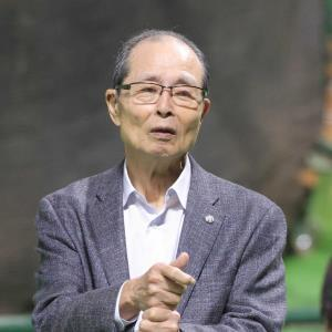 王貞治会長