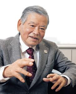 64年東京五輪の開会式の記憶を思い出す川淵氏