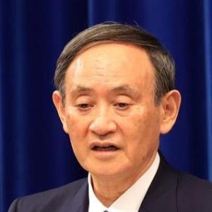 菅義偉首相(ロイター)