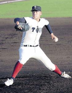 大阪桐蔭・松浦慶斗
