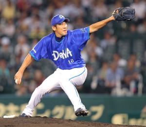 阪神戦は球団最多46勝を誇る虎キラーだったDeNA・三浦