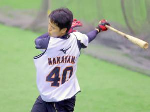 巨人のドラフト3位・中山礼都内野手