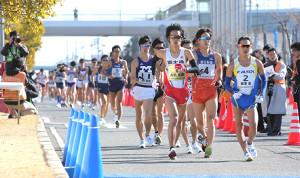 日本選手権20キロ競歩は世界記録でも公認されないことに