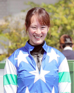 サウジアラビアの国際騎手招待競走に選出された藤田菜七子
