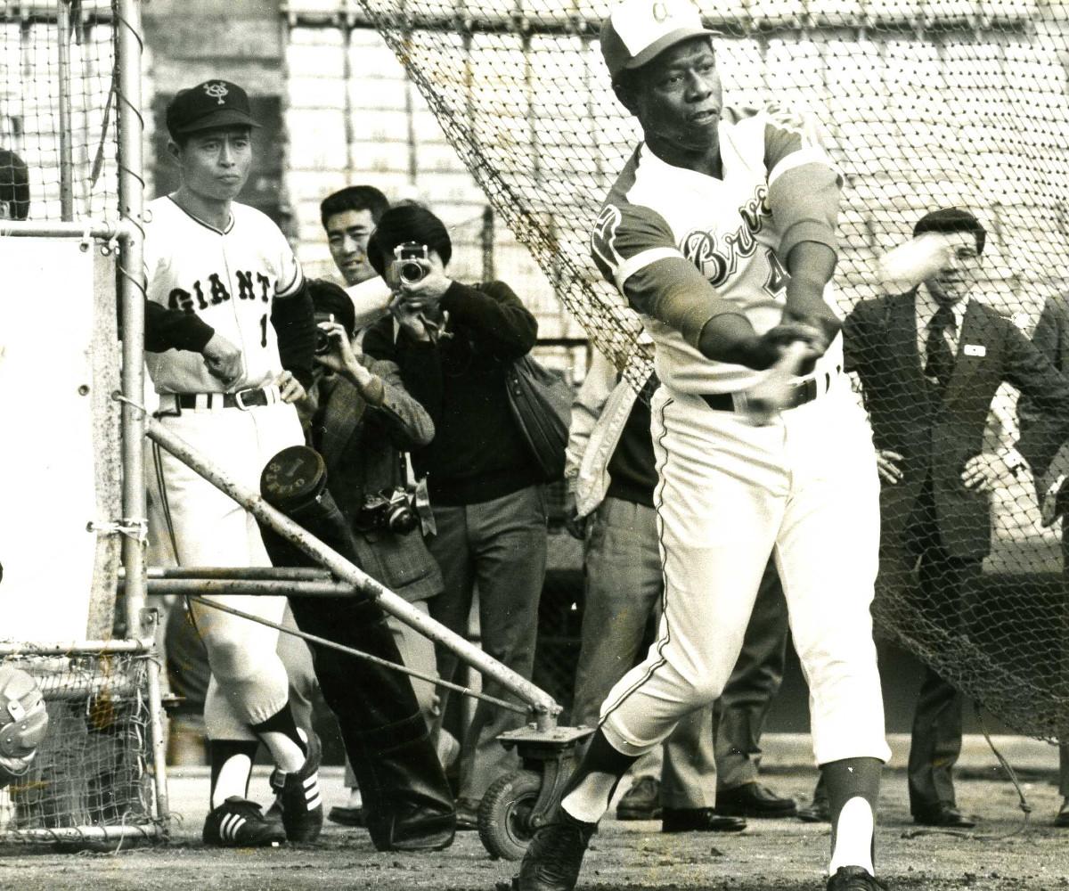 ハンク・アーロン氏が86歳で死去 メジャー歴代2位の755本塁打
