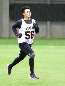 巨人のドラフト4位・伊藤優輔投手