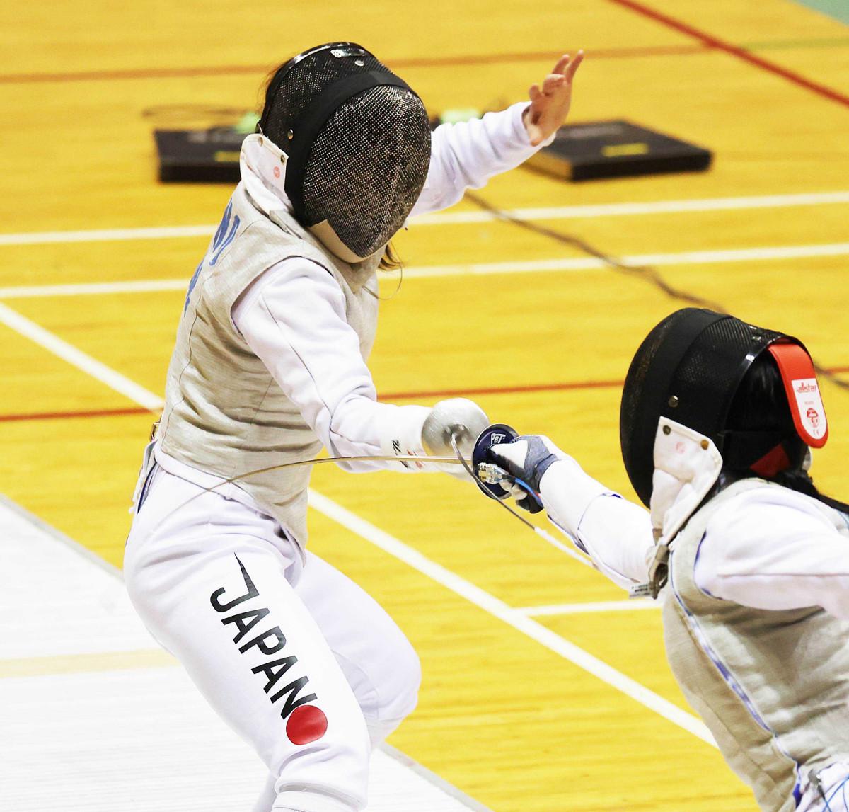 フェンシングの東京五輪出場権に関わる国際大会が3月再開へ