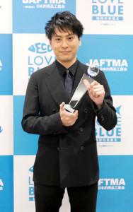 3年連続でクールアングラーズアワードを受賞、殿堂入りした三代目JSBの山下健二郎