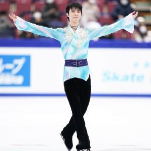 全日本フィギュアスケート選手権での羽生結弦