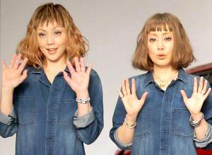 「PUFFY」の大貫亜美(右)と吉村由美