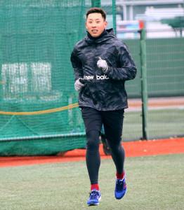 楽天・藤平は高卒5年目で飛躍を目指す