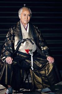 幕末ドラマになぜか徳川家康が登場。北大路欣也が演じる