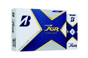 ブリヂストンスポーツが発売した新球「TOUR B JGR」