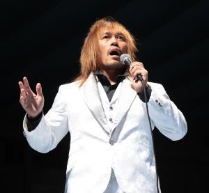 内藤哲也(新日本プロレス提供)
