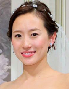 瀬戸大也の妻・優佳さん