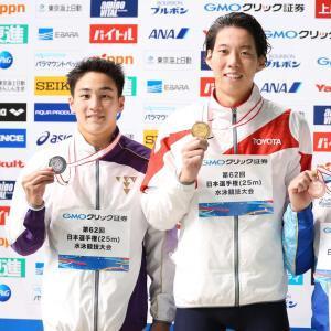 渡辺一平(右)と佐藤翔馬