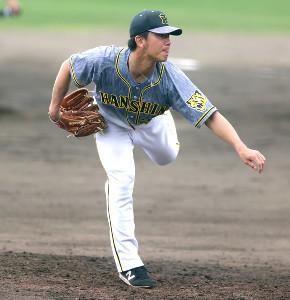 阪神4番手の伊藤将司