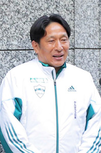 青学大・原監督