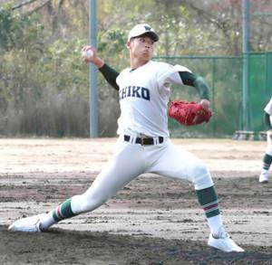 市和歌山の小園健太は4安打1失点11奪三振で完投した