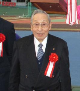 日本名輪会の会長も務めた松本勝明氏