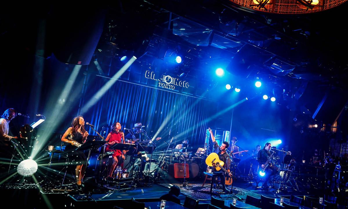 桑田佳祐、「自分にとって憧れ」のブルーノート東京で初ライブ、無観客配信で実現