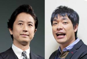 4月から「朝の顔」となるフジ「めざまし8」司会の谷原章介(左)とTBS「ラヴィット!」司会の川島明