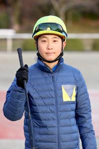 デビュー初日に2勝を挙げた小沢大仁騎手