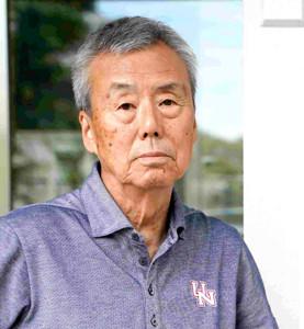 今月いっぱいでの退任が決まった日大・青葉昌幸監督