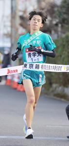4月から静岡朝日テレビに就職する竹石