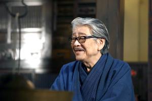 最新短編集「ジャックポット」について大いに語った筒井康隆さん(C)新潮社写真部