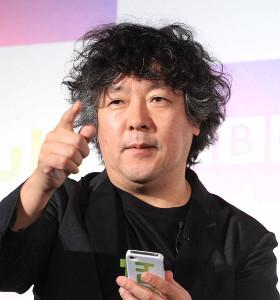 茂木健一郎氏