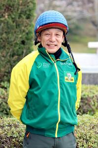 歴代1位の障害勝利254勝が目前に迫る熊沢重文騎手