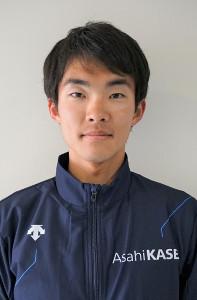 旭化成に入社した、東京五輪男子50キロ競歩代表内定の川野将虎(旭化成提供)