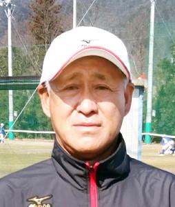 びわこ成蹊スポーツ大のコーチに就任する西正文氏