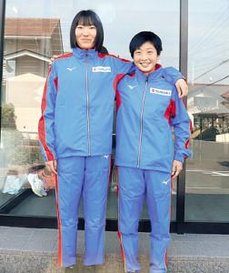 スズキACの町(左)と太田