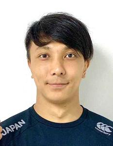 男子7人制ラグビー日本代表候補の松井千士