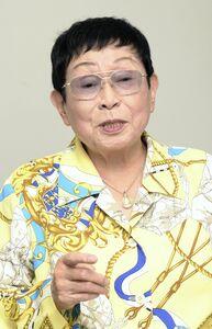 橋田寿賀子さん