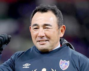 FC東京・長谷川健太監督