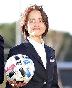 なでしこJAPANの高倉麻子監督