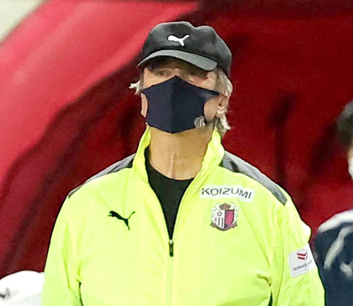 C大阪・クルピ監督