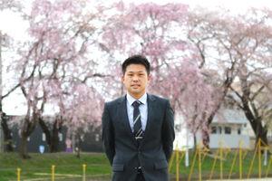 4月から仙台一高に赴任した元石巻工主将の阿部先生