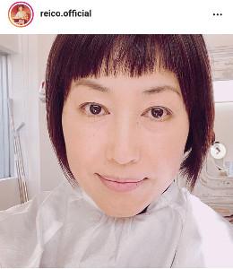 高島礼子のインスタグラム(@reico.official)より
