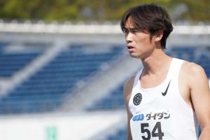 「TWOLAPS」の横田代表。指導者としてはもちろん、自らレースでもペースメーカーを務める