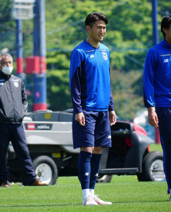 F東京のU―24日本代表DF渡辺剛