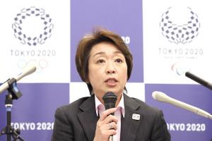 東京五輪・パラリンピック組織委員会・橋本聖子会長