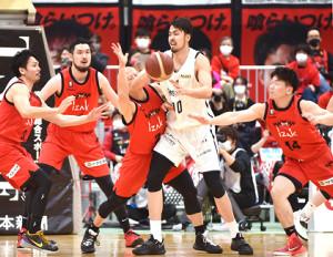日本人選手だけで戦った富山